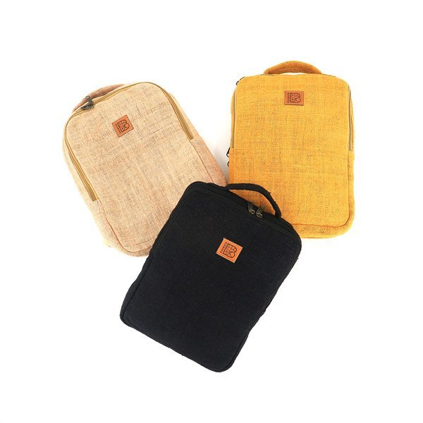 Bagmaya backpacks palawan natural hemp all colours