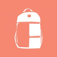 Bagmaya products sustainable backpack yaiza vector