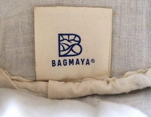 bagmaya care label