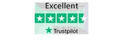 bagmaya trustpilot excellent score badge