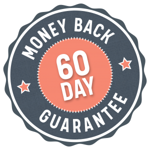 Bagmaya 60 day money back guarantee