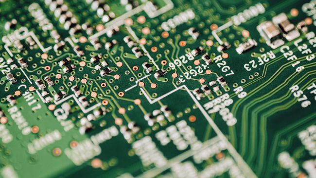 sustainable technology microchip